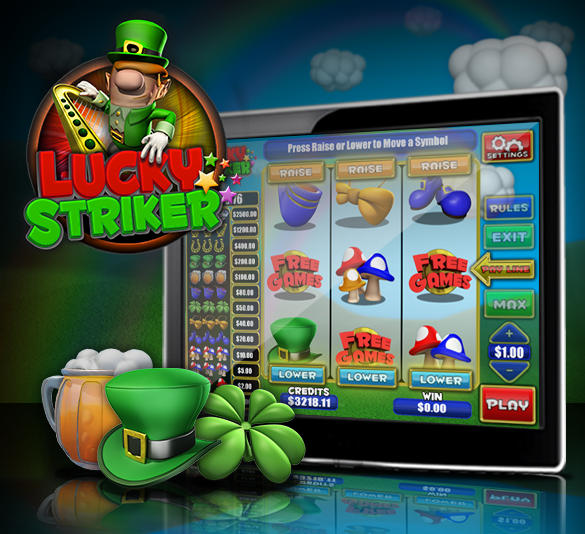 LuckyStrikerTile