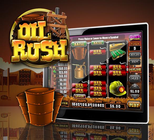 OIL-RUSH
