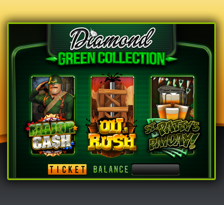 DIAMOND GREEN-2