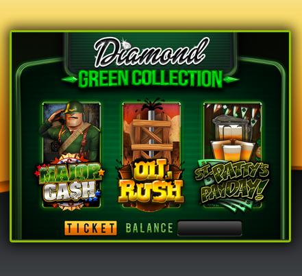 DIAMOND GREEN-2