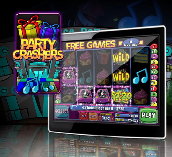 PARTY-CRASHERS