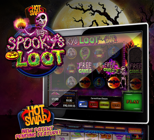 SPOOKY'S-LOOT